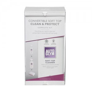 Autoglym Cabriolet Clean and Protect Kit
