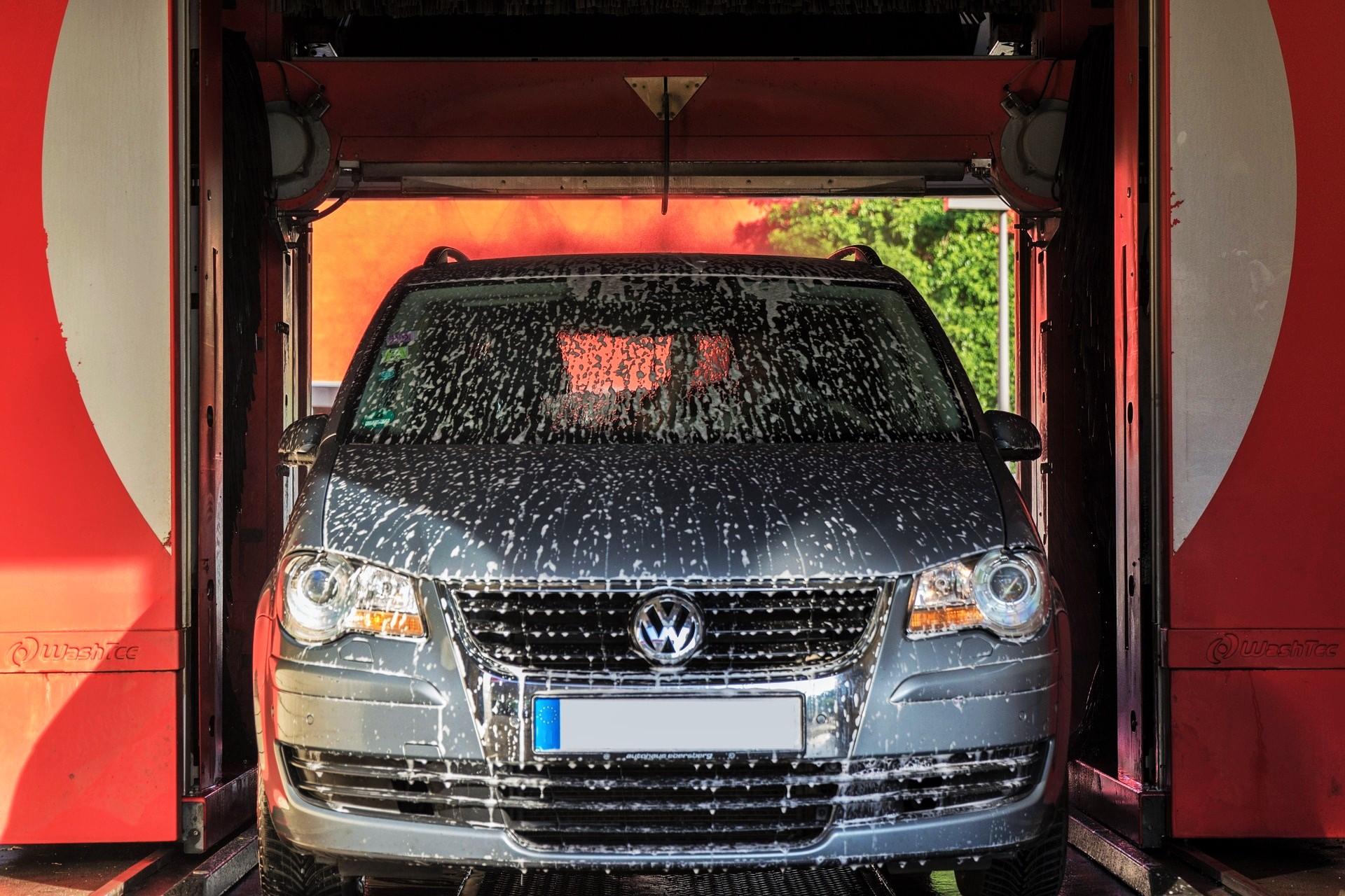 Reinigingsproducten voor carwash, wasstraten, wasinstallatie en wasbox