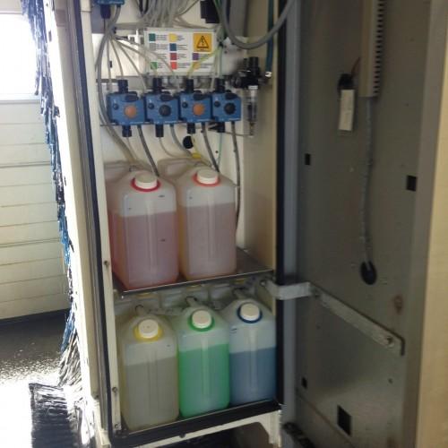Reinigingsproducten voor wasstraten, carwash, wasinstallatie, wasbox