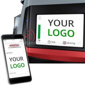Sprintus Stofzuiger Era Pro met touchscreen en app